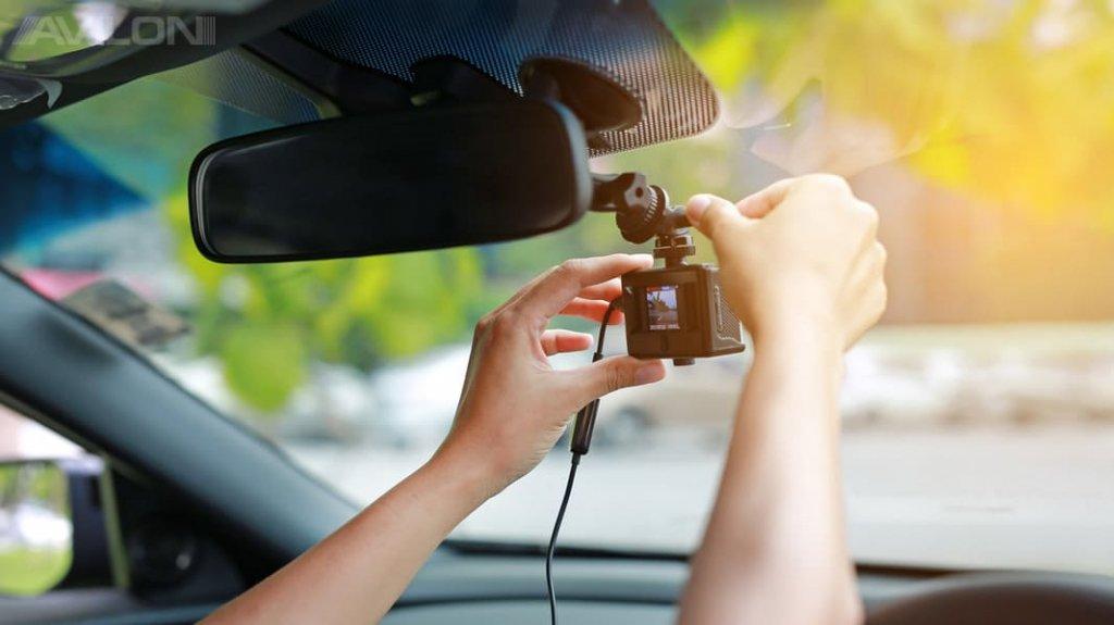 Устройство автомобильного видеорегистратора