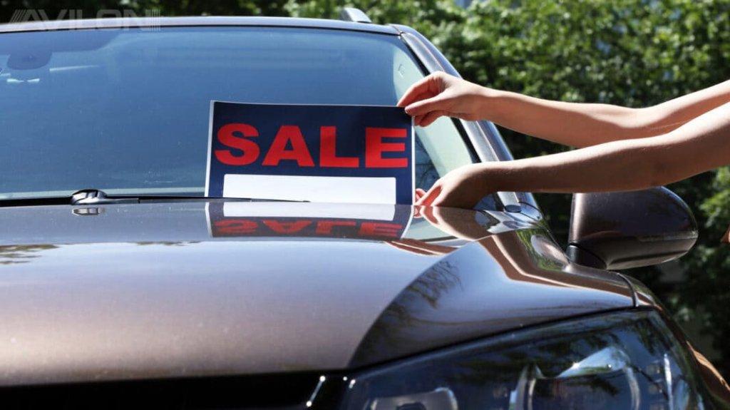 процесс передачи номера при продаже автомобиля