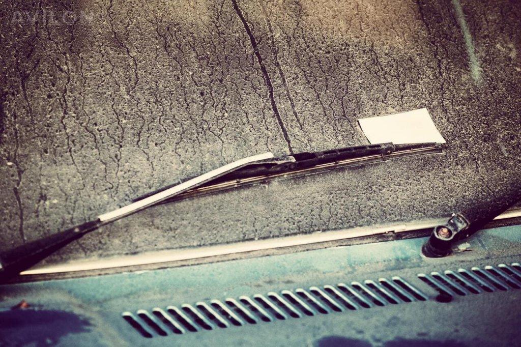 Чем можно смазать дворники автомобиля?