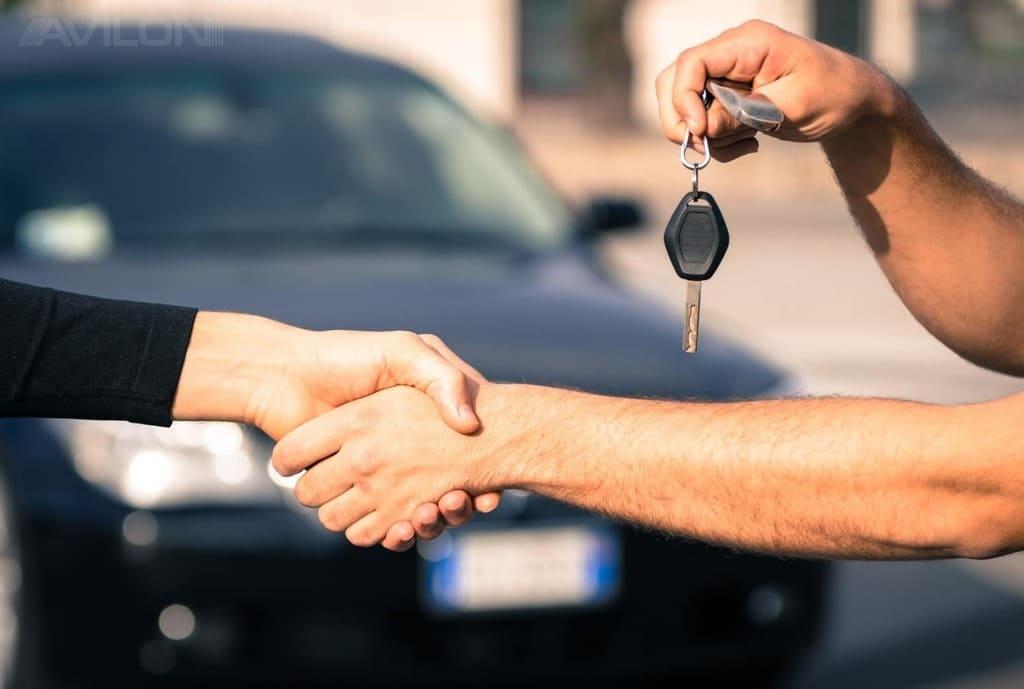Как сдать автомобиль в Trade in?