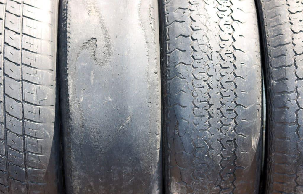 Что может быть если не заменить вовремя шины?