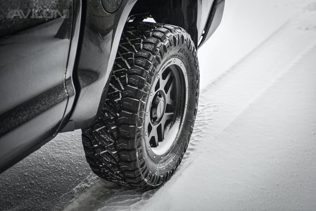 Как выбрать зимнюю резину для автомобиля?