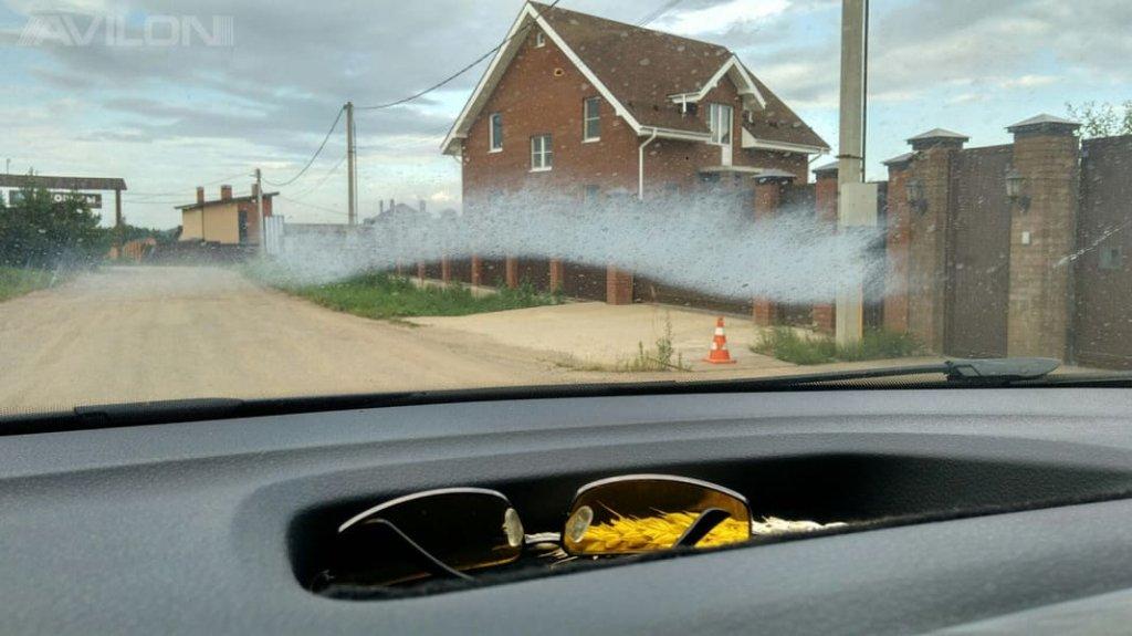 что делать чтобы стекла в автомобиле не потели