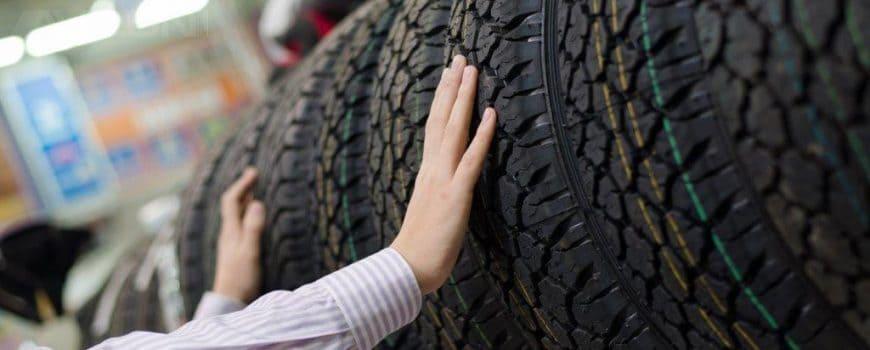 Как нельзя хранить шины?