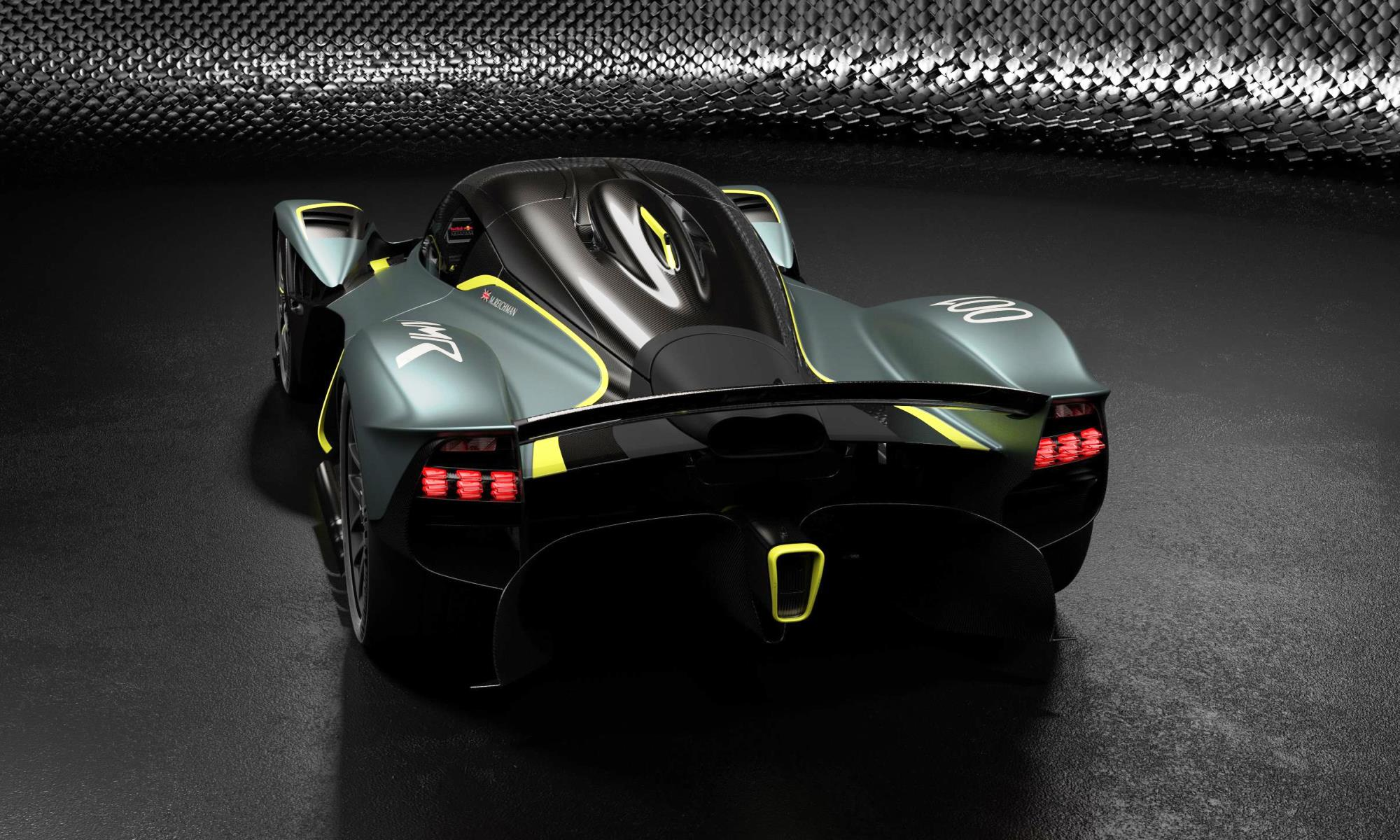 Aston-Martin-Valkyrie-rear