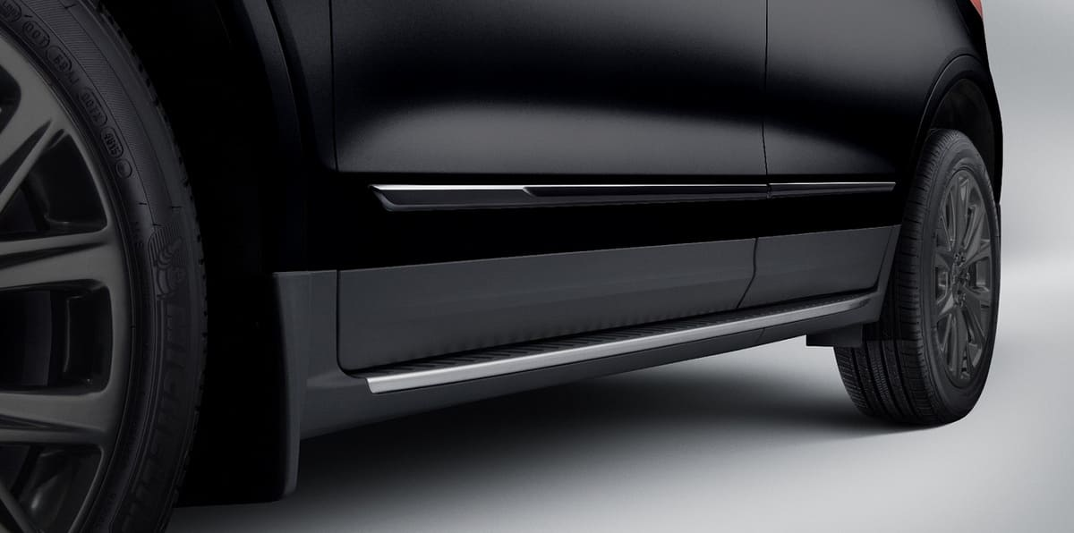 Cadillac XT5 Black Ice молдинги