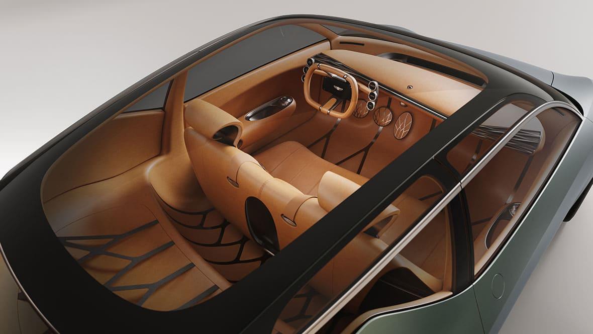 Mint Concept Interior