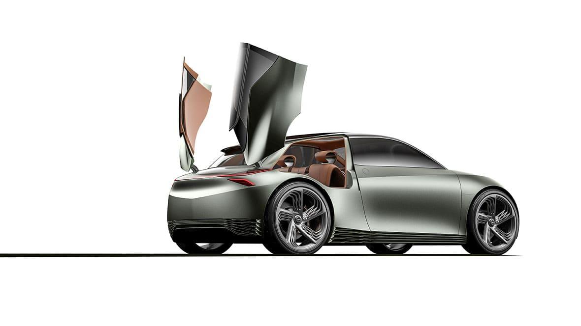 Mint Concept trunk
